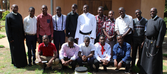 Members attending a vocations workshop in Tafara